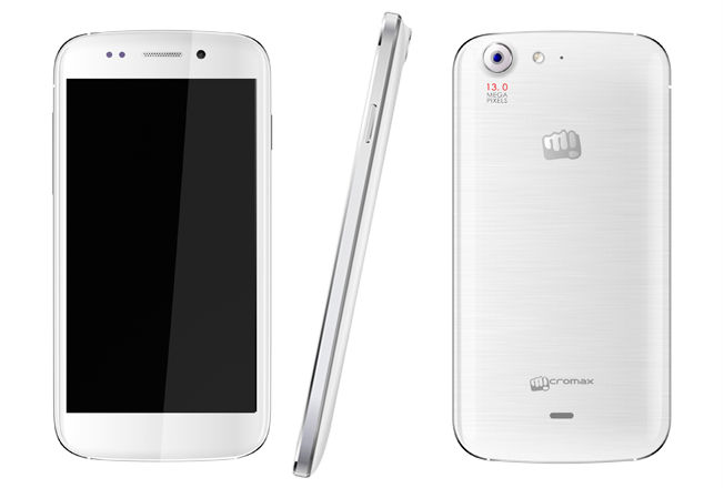 Micromax Canvas 4 specifications