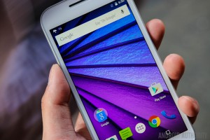 Moto G (Gen 3) Specifications