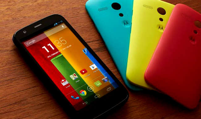 Motorola Moto E specifications