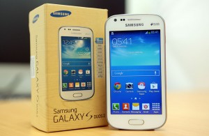 Samsung Galaxy S Duos 2 specifications