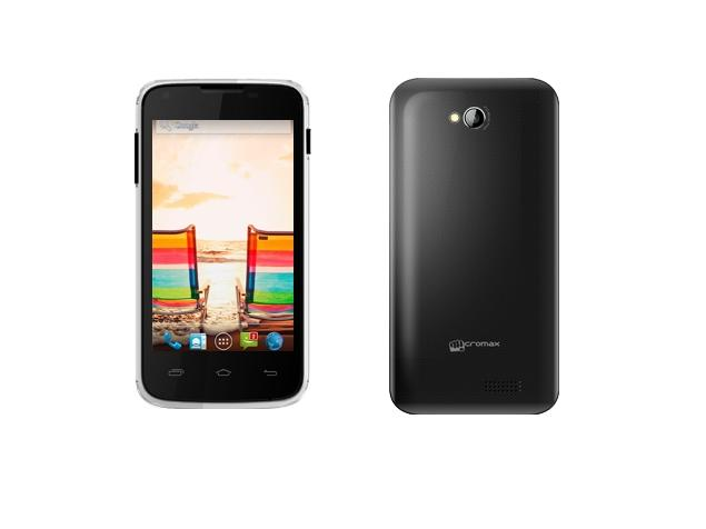 Specifications of Micromax Unite mobile