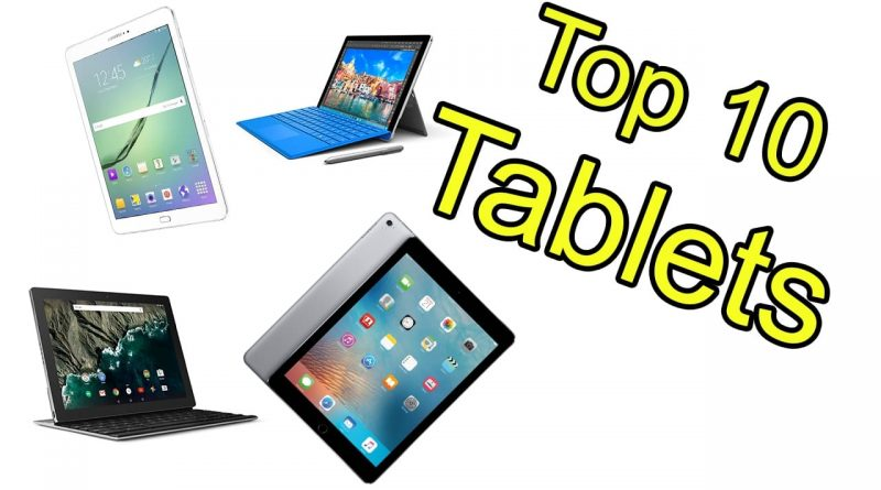 Top 10 Best Tablet in India 2018 to Buy Online