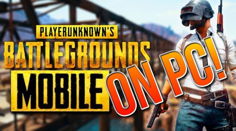 PUBG Mobile for PC