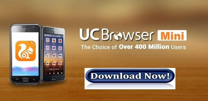 UC Browser Mini Apk