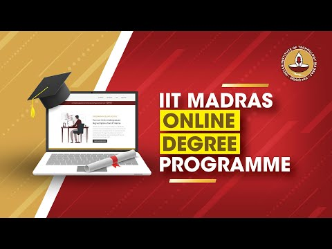 IIT Madras launches Online course on Programming & Data Science, applications will be available soon